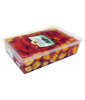 Peppers Stuffed w Feta Cheese