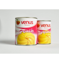 CANNED PEACHES &  FRUITS