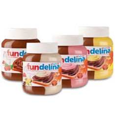 Chocolate Spread Fundelina